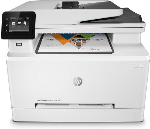 HP Colour LaserJet Pro M281FDW Multifunction Network Printer Wireless T6B82A