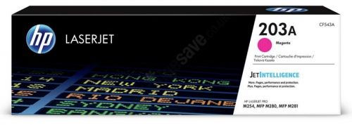 OEM HP CF543A Magenta 1300 Pages Original Toner