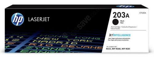 HP CF540A 203A Black Toner 1.4K