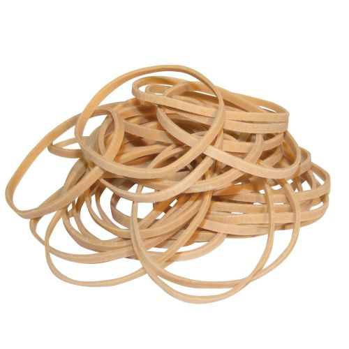 Value Rubber Bands No 14 Natural 454g