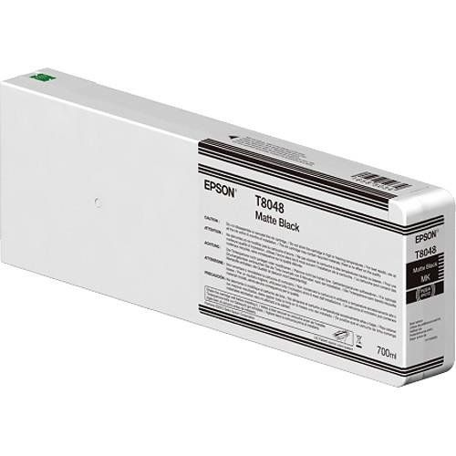 Epson C13T804800 T8048 Matte Black Ink 700ml