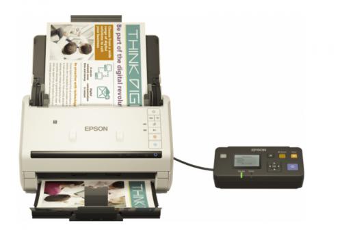 Epson Workforce Ds570W Printer