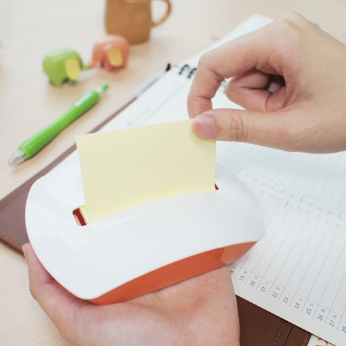 ValueX Stickn Pop-Up Note Dispenser with Pad