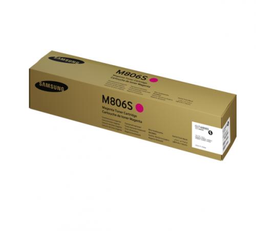 Samsung CLT M806S Magenta Toner 30K