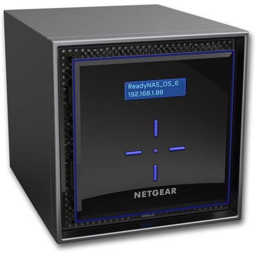 ReadyNAS 424 4 Bay Diskless Server