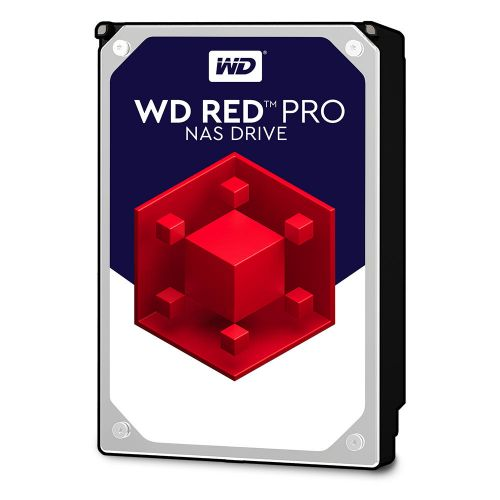 WD HDD Internal 10TB Red Pro SATA