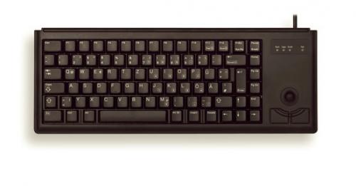 Cherry USB QWERTY Trackball Keyboard