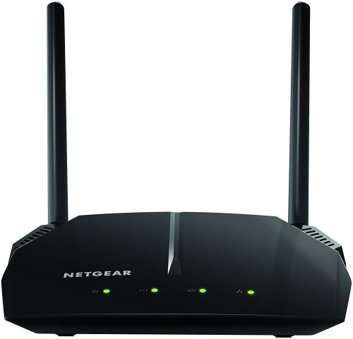 R6120 Wireless DualBand Ethernet Router
