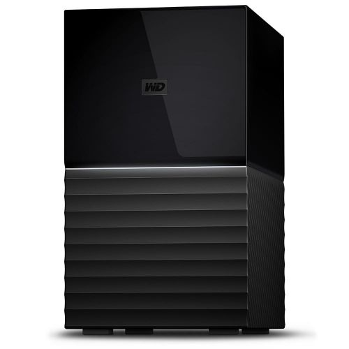 WD HDD External 8TB My Book Duo USB3.1 Black