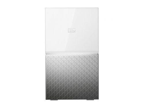 WD NAS Ext 8TB My Cloud Home Duo LAN