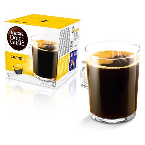 Nescafe Dolce Gusto Grande 16 capsules (Pack 3)