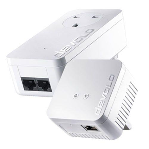 Devolo Powerline 550 WiFi  Kit