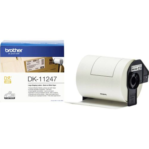 Brother DK11247 Shipping Label Roll 103mmx164mm 180