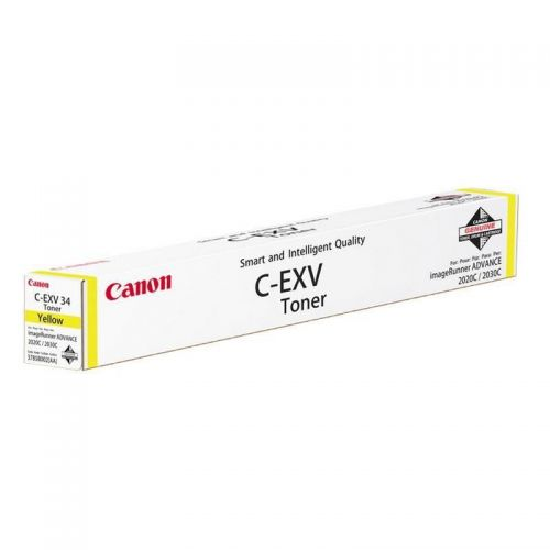OEM Canon 0484C002 C-EXV51Y Yellow 60000 Pages Original Toner