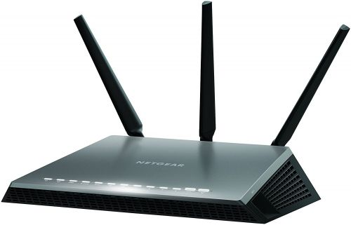 4 Port Nighthawk D7000 Wireless Router