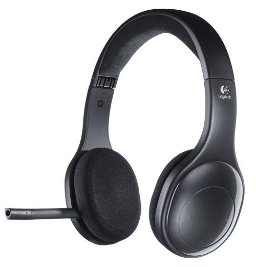 Logitech H800 Binaural Head Band Black