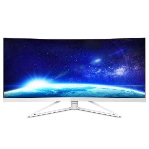 Philips XLine 34in White Monitor