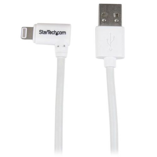 Startech Lightning to USB cable 6ft white