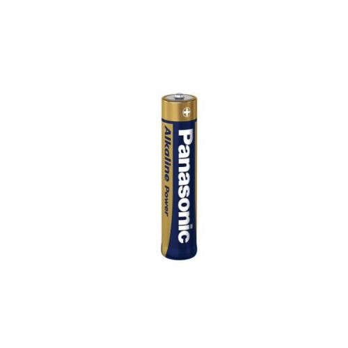 Panasonic AAA Bronze Power Batteries (Pack 4)