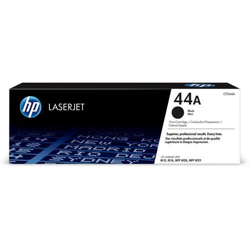 HP 44A Black Standard Capacity Toner Cartridge 1K pages - CF244A