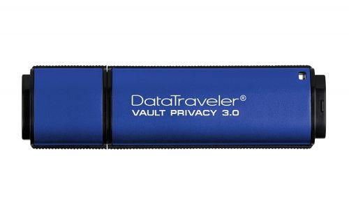 4GB USB 3.0 DTVP30 256bit AES Encrypted