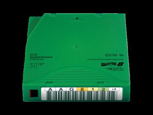 HP Q2078A LTO 8 Ultrium Tape 30 TB