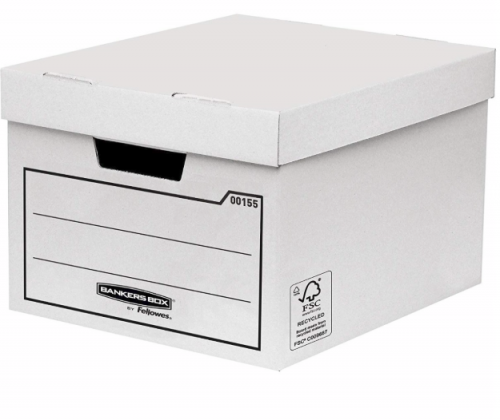 General Storage Box White PK10