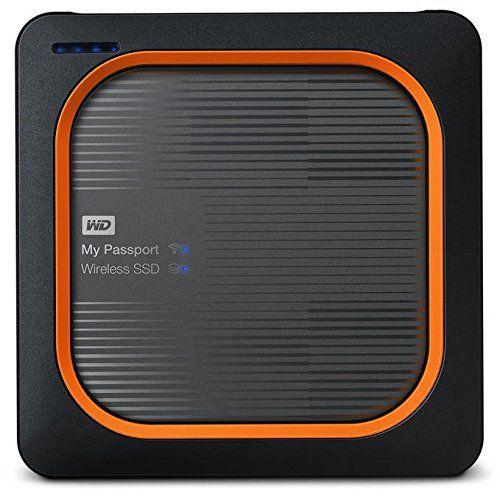 WD SSD Ext 1TB My Passport Wless SSD