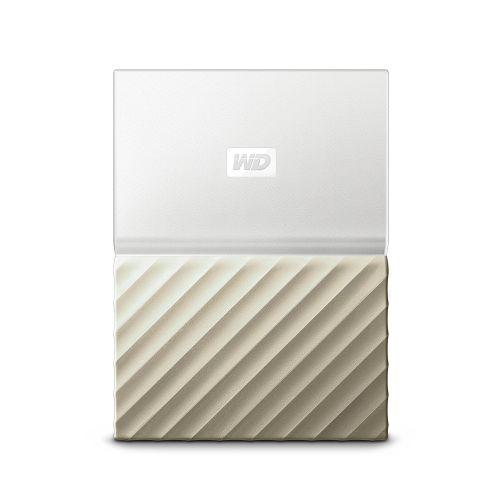 WD HDD Ext 2TB My Passport Ulta USB3 Gold