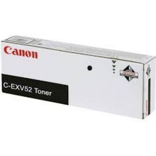 Canon 0998C002 EXV52 Black Toner 82K