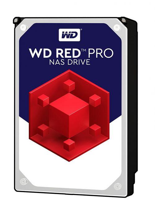 WD HDD Internal 8TB Red Pro SATA 3.5IN