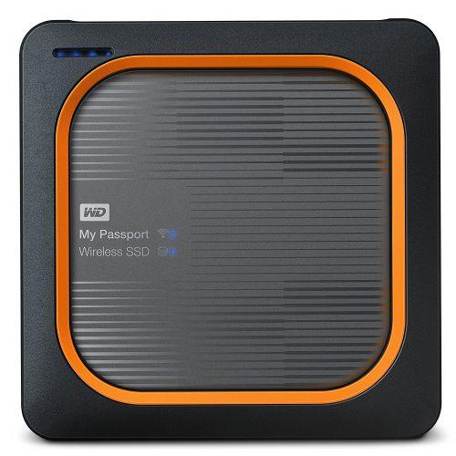 WD 250GB My Passport Wireless External SSD