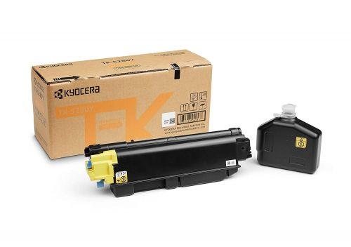 Kyocera 1T02TWANL0 TK5280Y Yellow Toner 11K