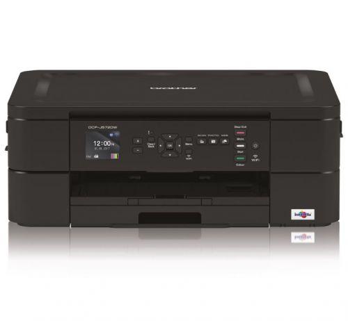 Brother DCP-J572DW A4 Wireless 3-in-1 Colour Inkjet Printer DCPJ572DWZU1