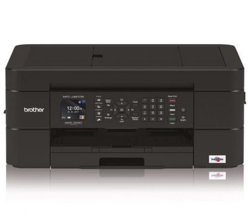 Brother MFCJ491DW 4 in 1 Inkjet Printer