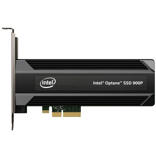 Intel Optane 480GB Internal SSD PCIe
