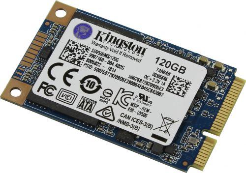SSD Int 120GB UV500 SATA mSATA