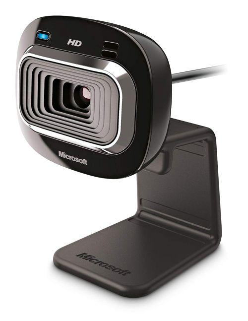 Microsoft LifeCam HD3000 USB 2.0 Webcam 1MP
