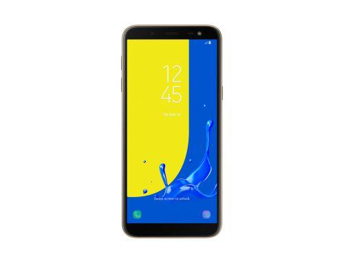 Samsung Galaxy J6 SM-J600 (5.6 inch) Smartphone 32GB Gold