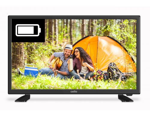 Cello 32in HD Ready LED TV with Freeview HD