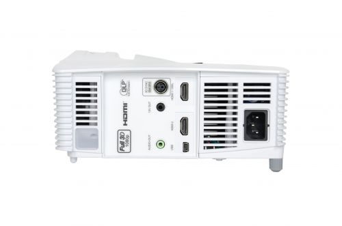 Optoma EH200ST Projector White 95.8ZF01GC0E.LR - OP60004