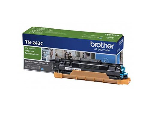 Brother TN243C Cyan Toner 1K