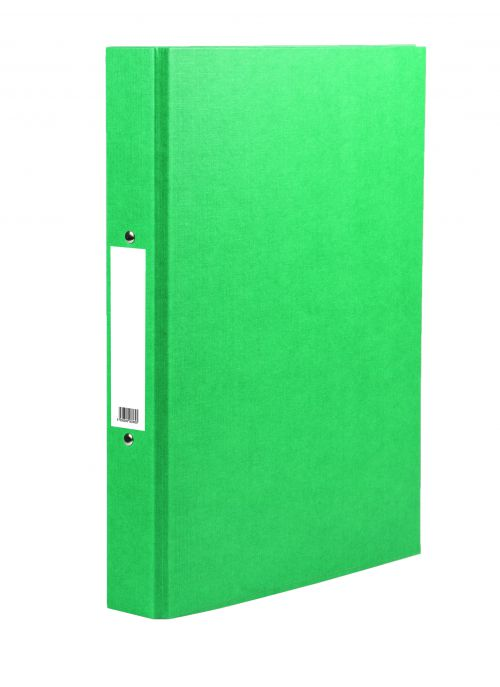 Value Ring Binder A4 Green