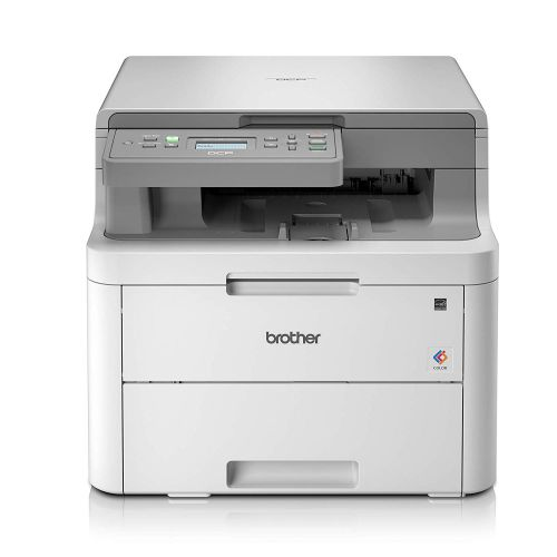 Brother DCP-L3510CDW A4 Colour Laser Multifunction Printer Wireless
