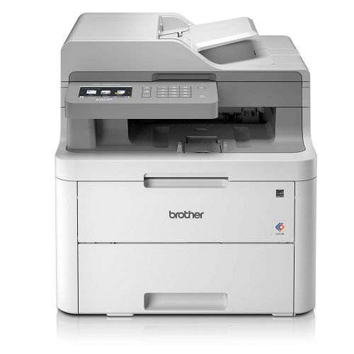 Brother DCP-L3550CDW A4 Colour Laser Multifunction Printer Wireless