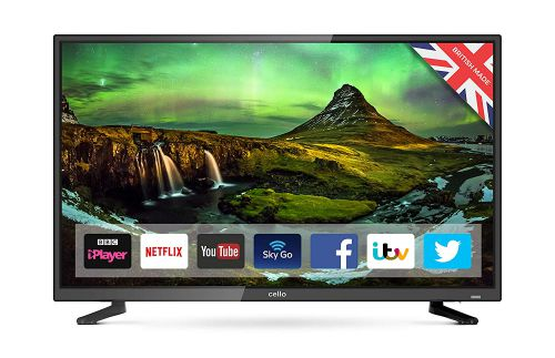 Cello 32in C32SFS HD Ready LED TV