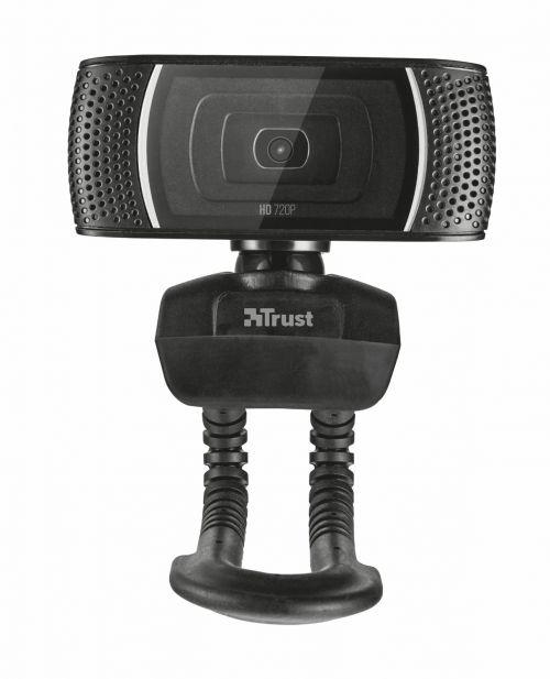 Trust Trino 720P HD Webcam 8MP