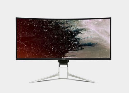 Acer LED monitor 34in LED Curved Monitor