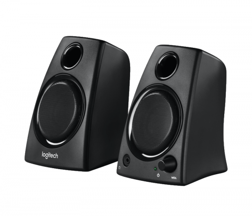 Logitech Z130 Compact Speakers Black UK