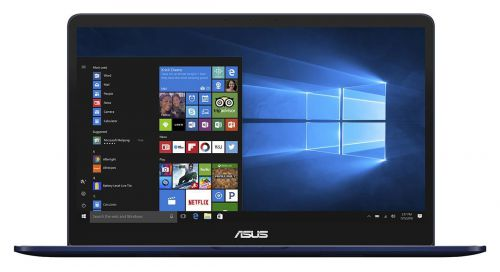 Asus Zenbook Pro 15.6 inch Notebook PC Core i7 8GB 512GB